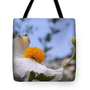Coulter's Poppy 4 Tote Bag