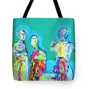 Council Of Elders Tote Bag