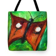 Count Dracufly Tote Bag
