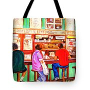 Counter Culture Tote Bag