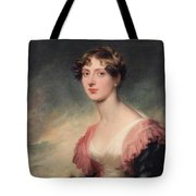Countess Of Plymouth By Sir Thomas Lawrence Tote Bag