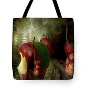 Country Apple 2 Tote Bag