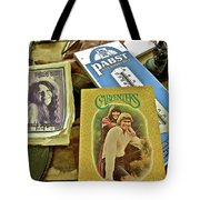 Country Auction Tote Bag