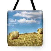 Country Bales Tote Bag