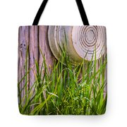 Country Bath Tub Tote Bag by Carolyn Marshall