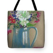Country Bouquet Tote Bag