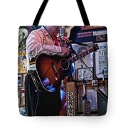 Country Boy II Tote Bag