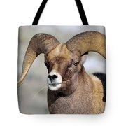 Country Boy Ram Tote Bag
