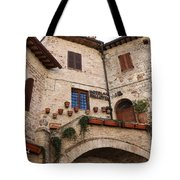 Country Charm Assisi Italy Tote Bag