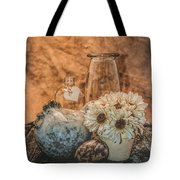 Country Chicken 2 Tote Bag