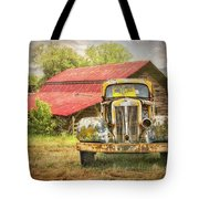 Country Cousins In The Smoky Mountains Tote Bag