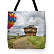 Country Cruising  Tote Bag