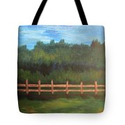 Country Days Tote Bag