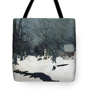Country Doctor Tote Bag