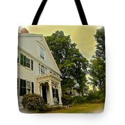 Country Elegance Tote Bag