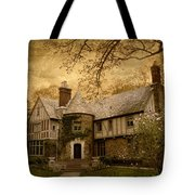 Country Estate Tote Bag