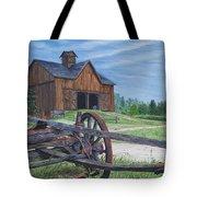 Country Farm Tote Bag