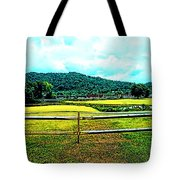 Country Field Tote Bag