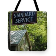 Country Gas Tote Bag
