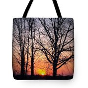 Country Glow Tote Bag