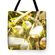 Country Golf Tote Bag