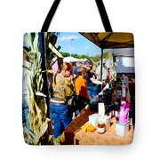 Country Herbs 2 Tote Bag