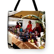 Country Herbs Tote Bag