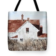Country Home Tote Bag