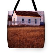 Country House Tote Bag