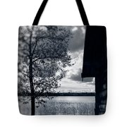 Country Landscape #9261 Tote Bag