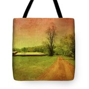 Country Living - Bayonet Farm Tote Bag by Angie Tirado