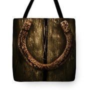 Country Luck Tote Bag
