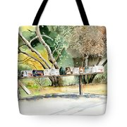 Country Mailboxes Tote Bag