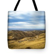 Country Mountain Roads No. 2 Tote Bag