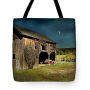 Country Moves Tote Bag