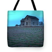 Country Patchwork Tote Bag