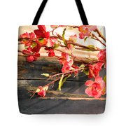 Country Quince Tote Bag