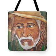 Country Rasta  Tote Bag