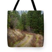Country Road Take Me Home Tote Bag