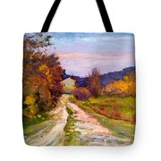 Country Road - Toscana Tote Bag