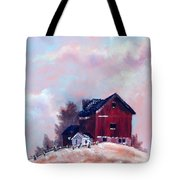 Country Sentinel Tote Bag