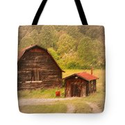 Country Shack Tote Bag