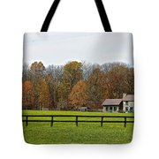 Country Side Home Tote Bag