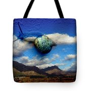 Country Snail Tote Bag