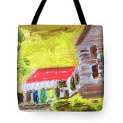 Country Squier  Tote Bag
