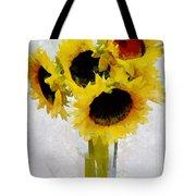 Country Sun I Tote Bag