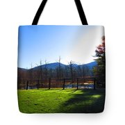 Country Sunshine Tote Bag