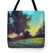 Country Twilight Tote Bag