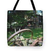 Country Wagon Tote Bag