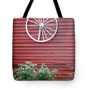 Country Wheel Tote Bag